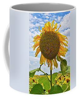 Sister Golden Hair Coffee Mug by Skip Hunt