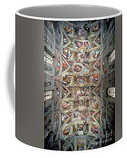 Sistine Chapel Ceiling Coffee Mug