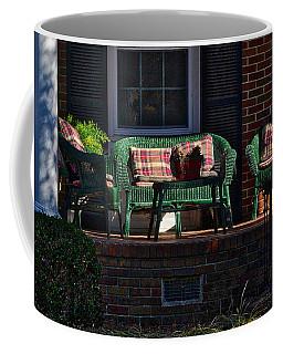 Sit A Spell Coffee Mug by Linda Brown