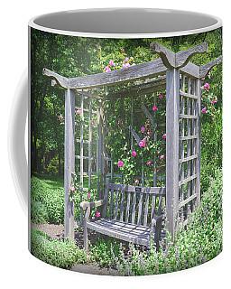 Sit Awhile Coffee Mug