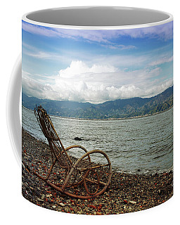 Sit Back And Enjoy Coffee Mug