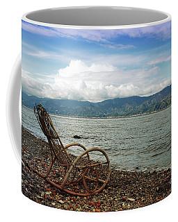 Sit Back And Enjoy Coffee Mug