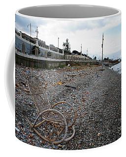 Sit Back And Enjoy The Sea Coffee Mug