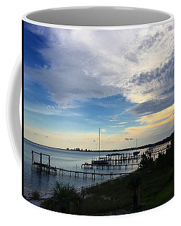 Sittin' On The Dock Of The Bay Coffee Mug