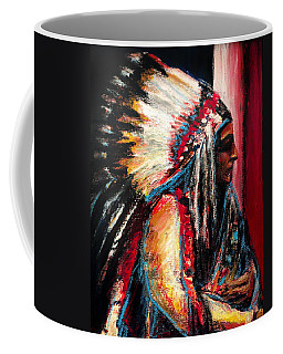 Sitting Bull Coffee Mug