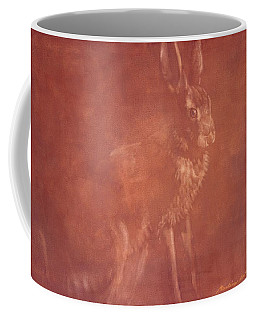 Sitting Hare Coffee Mug