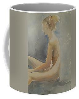 Sitting In Air Of Sun Coffee Mug