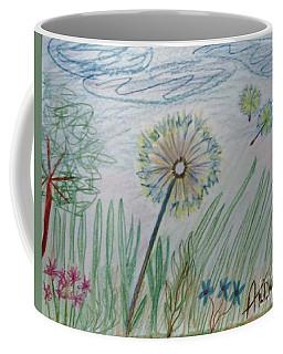 Sitting In The Weeds Coffee Mug