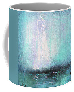 Six Coffee Mug by Patricia Lintner
