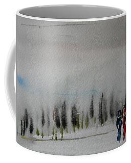 Six Seasons Dance Three Coffee Mug