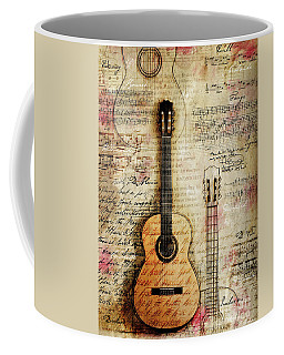 Six String Sages Coffee Mug