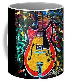sixty six Barney kessel Coffee Mug