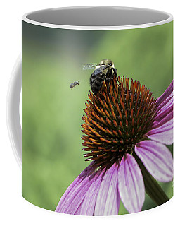 Size Matters Coffee Mug by Andrea Silies