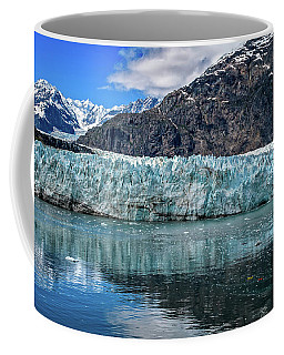 Size Perspective No Margerie Glacier Coffee Mug