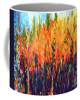 Sizzlescape Coffee Mug