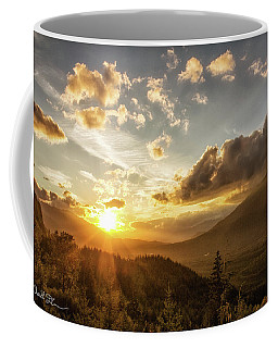 Skagit Valley Sunset Coffee Mug