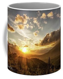 Skagit Valley Sunset Coffee Mug