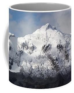 Skagway Peak Panorama Coffee Mug