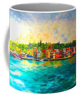 Skaneateles Coffee Mug