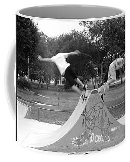Skate Ballet Coffee Mug by Beto Machado