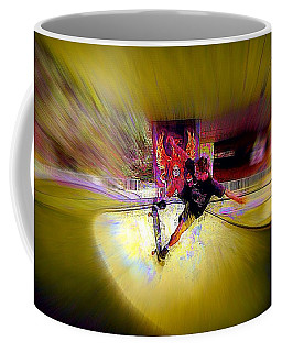 Skateboarding Coffee Mug