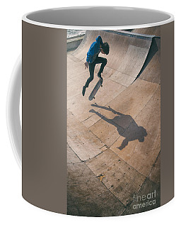 Skater Boy 001 Coffee Mug