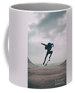 Skater Boy 004 Coffee Mug