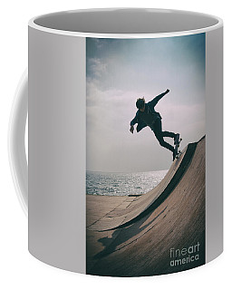 Skater Boy 007 Coffee Mug