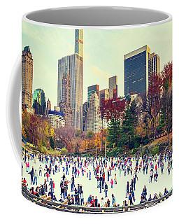 New York Central Park Coffee Mug