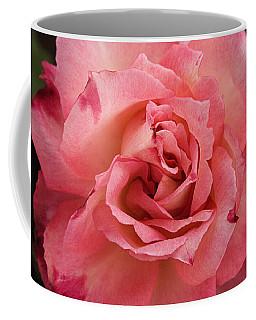 Skc 4942 The Pink Harmony Coffee Mug by Sunil Kapadia