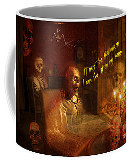 Skeleton Card 2016 Coffee Mug