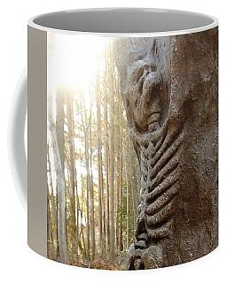 Skeleton Tree Coffee Mug