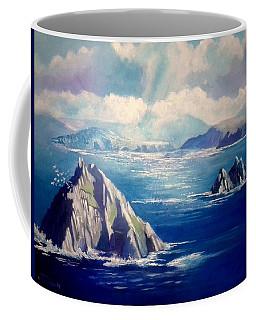 Skelligs Ireland Coffee Mug