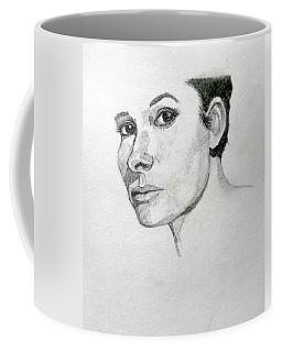 Sketch For Audrey I Coffee Mug