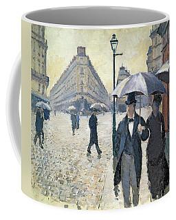 Sketch For Paris A Rainy Day Coffee Mug