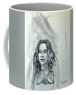 Sketch For Sera.10.01 Coffee Mug