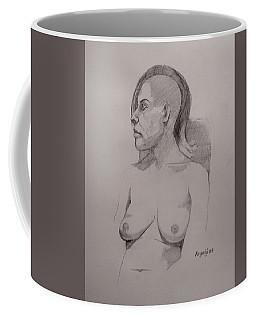 Sketch For Sitting Cassie Coffee Mug
