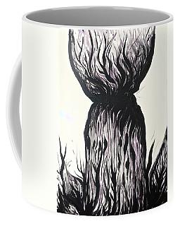 Sketchy Latte Stone Coffee Mug