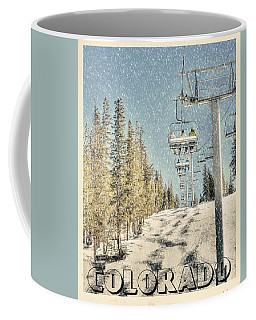 Ski Colorado Coffee Mug
