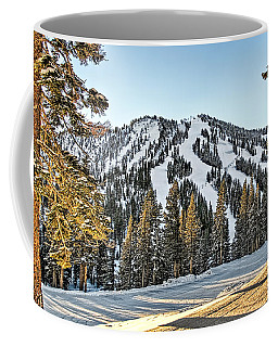 Ski Runs Coffee Mug