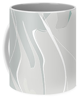 Ski Trails Coffee Mug