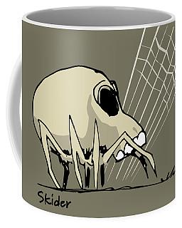 Skider Coffee Mug