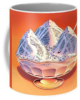Skiers Sundae Coffee Mug