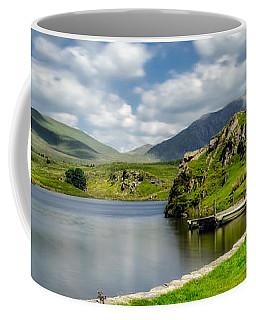 Skies Over Snowdon Coffee Mug