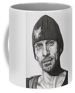 Skinny Pete  Breaking Bad Coffee Mug by Fred Larucci