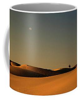Skn 1117 Camel Ride At 6 Coffee Mug