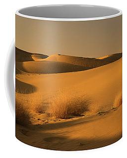 Skn 1124 The Desert Landscape Coffee Mug by Sunil Kapadia