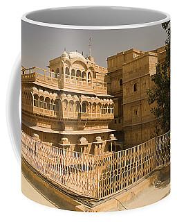Skn 1231 Kingly Jharokhas Coffee Mug