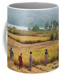 Skn 2617 Family Business Color Coffee Mug