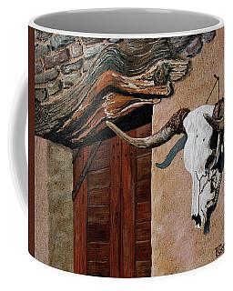 Skull En La Casa Coffee Mug
